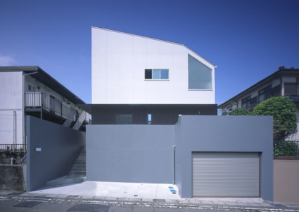House in Shiroyama