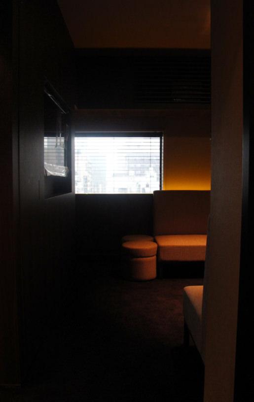 pure grande's vip Room